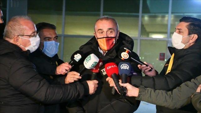 Abdurrahim Albayrak: Baskı altında olan bir hakeme rağmen Galatasaray buradan 3 puanı aldı