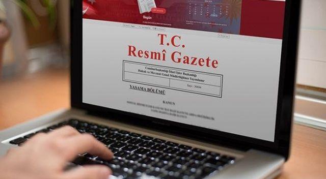 Adalet Bakanlığına personel alım ilanı Resmi Gazetede yayımlandı