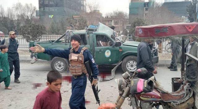 Afganistan'da patlama: 2 ölü, 3 yaralı