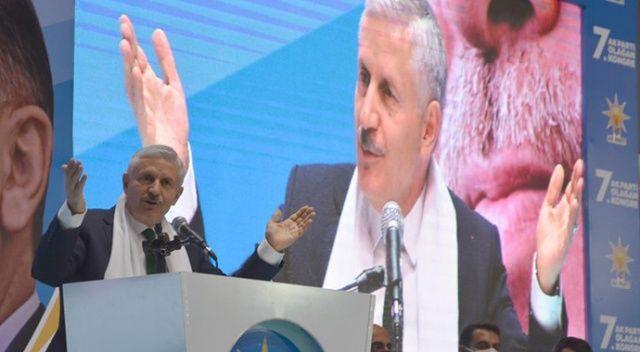AK Parti Hakkari İl Başkanı Abdulmuttalip Özbek oldu