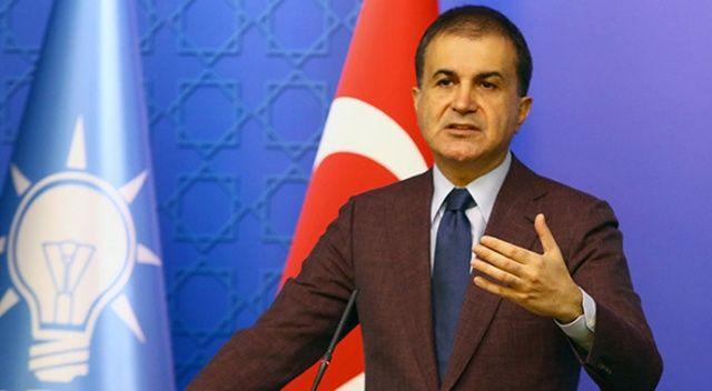 AK Parti Sözcüsü Çelik: Bölgemizde terör devletleri kurulmasına asla müsaade etmeyeceğiz
