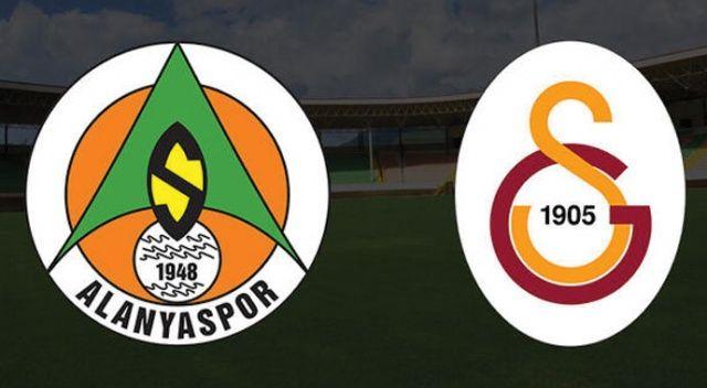 Galatasaray, deplasmanda Alanyaspor'u 1-0 mağlup etti