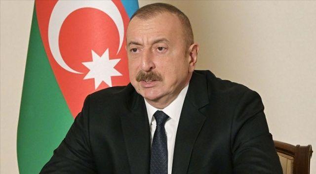 Aliyev'den Ermenistan'a: Acınası durumdalar