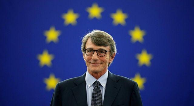Avrupa Parlamentosu Başkanı Sassoli: Koronadan önceki dünyaya geri dönülmeyecek