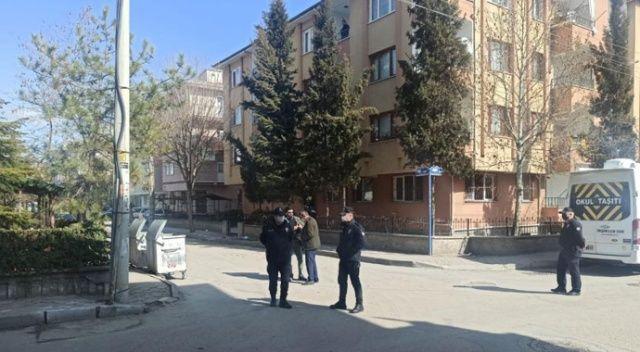 Başkent'te eski eşe bıçaklı saldırı