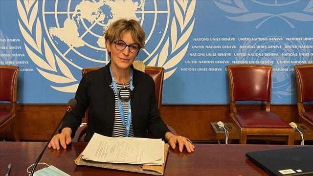 BM Raportörü Callamard, ABD'nin Kaşıkçı cinayetiyle ilgili raporunun önemini vurguladı