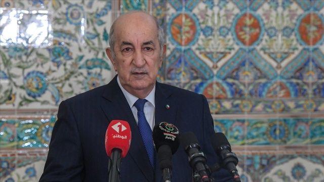 Cezayir Cumhurbaşkanı, erken seçim için yakında parlamentoyu feshedebilir