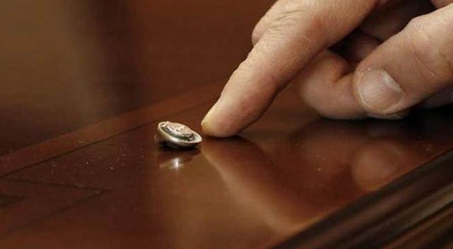 CHP'li Başkanının odasında böcek bulundu!
