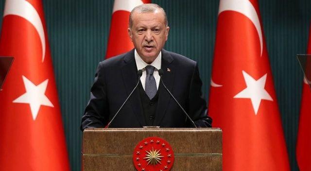 Cumhurbaşkanı Erdoğan açıkladı! Yüz yüze eğitimde tarih belli oldu
