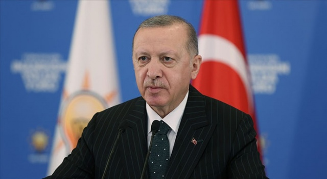 Cumhurbaşkanı Erdoğan: Kanal İstanbul'u yapacağız, inadına yapacağız