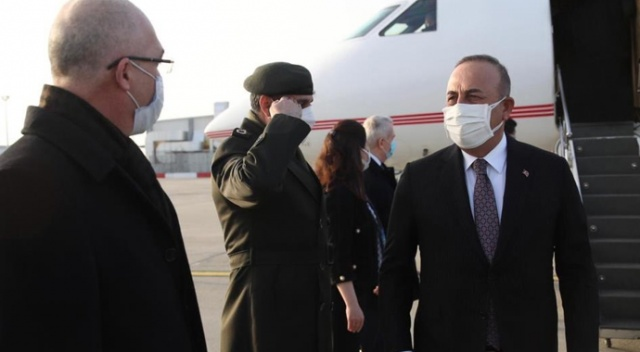 Dışişleri Bakanı Çavuşoğlu Macaristan'da