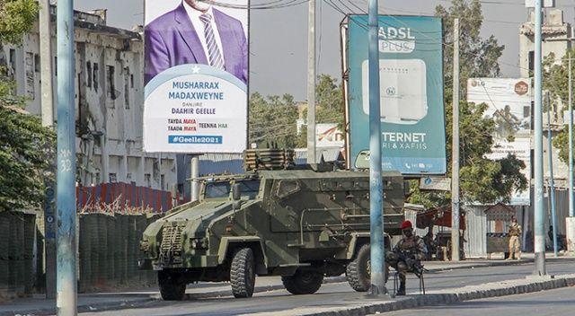 Dışişleri Bakanlığı: Somali'deki gelişmelerden endişe duyuyoruz