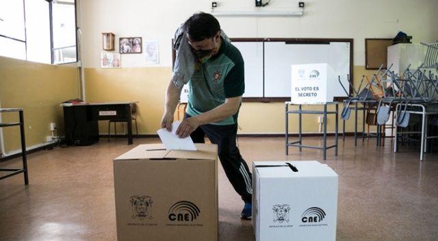 Ekvador'da devlet başkanlığı seçimleri ikinci tura kaldı