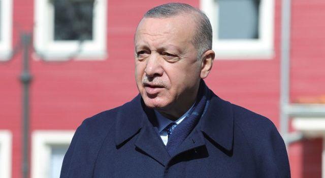 Erdoğan: İstanbul'da çöp dağları yükselmeye başladı