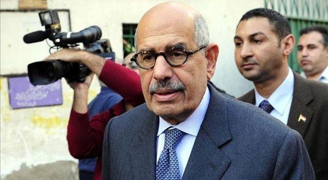 Eski Mısır Cumhurbaşkanı Yardımcısı Baradey: İran ve Türkiye ile diyalog ötelenemez bir husustur