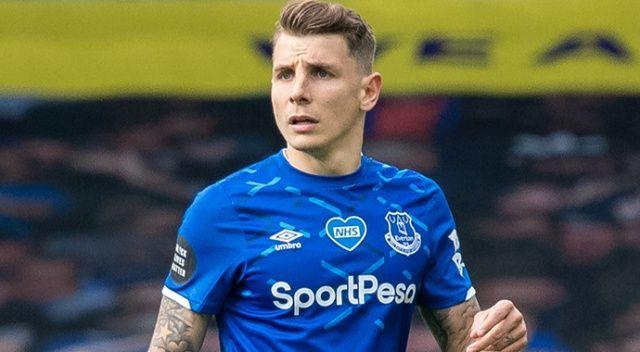 Everton, Lucas Digne'nin sözleşmesini 2025'e kadar uzattı
