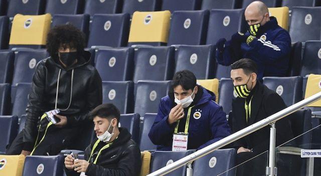 Fenerbahçe'de Gustavo takımdan ayrı çalıştı
