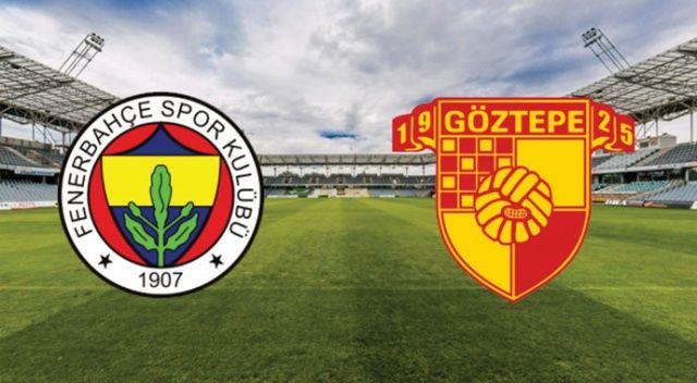 Fenerbahçe, evinde Göztepe'ye 1-0 mağlup oldu
