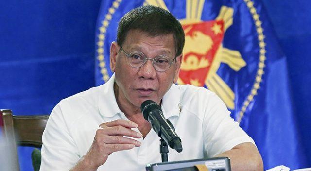 Filipinler Başkanı Duterte: Ülkemizde ABD'nin nükleer silahlarını istemiyoruz
