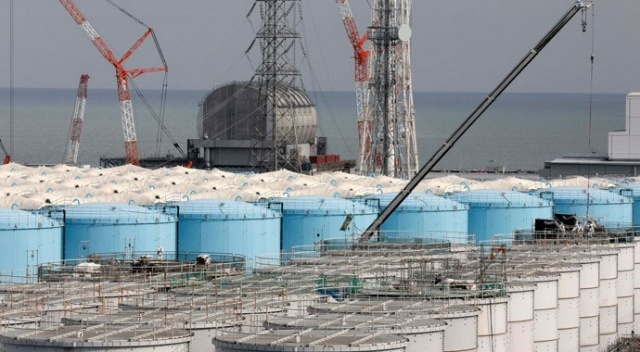Fukuşima' da radyoaktif suyu koruyan 53 tank yerinden