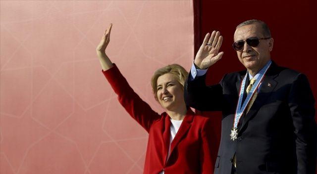 """Gagavuz Özerk Yeri Başkanı İrina Vlah: """"Türkiye'nin Gagavuzlara desteği paha biçilmez"""""""