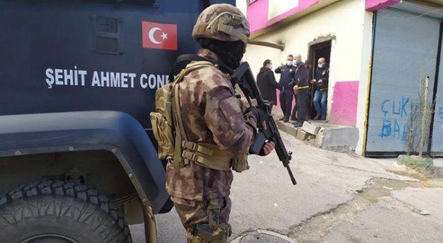 Gaziantep'te son bir haftada 37 torbacı tutuklandı