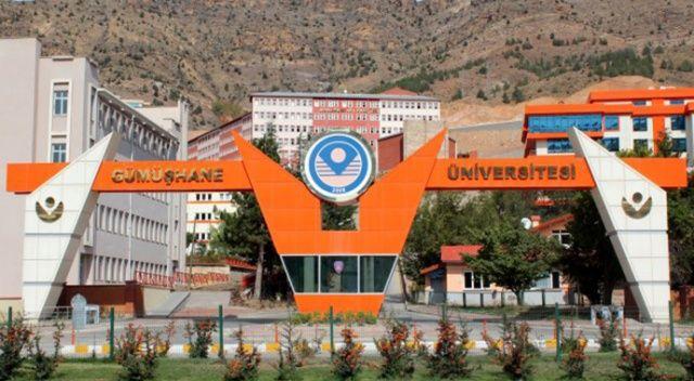 Gümüşhane Üniversitesi bahar döneminde karma eğitim kararı aldı