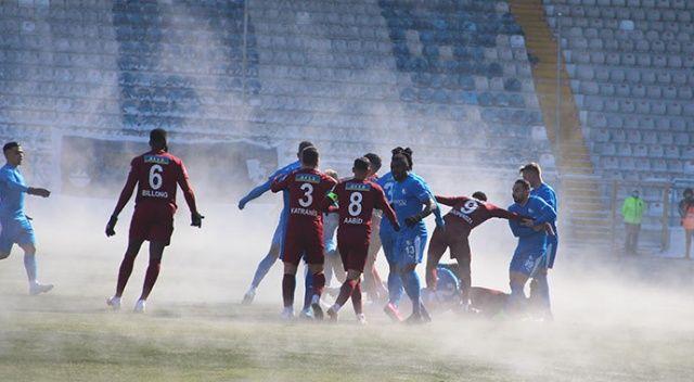 Hatayspor, Erzurumspor'u 3 golle geçti