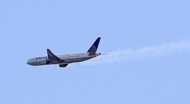 Havada korku dolu anlar! ABD'de uçak acil iniş yaptı