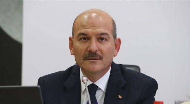 """Bakan Soylu: """"Uygur Türkü kardeşlerimiz, milletimizin ve devletimizin teminatındadır"""""""
