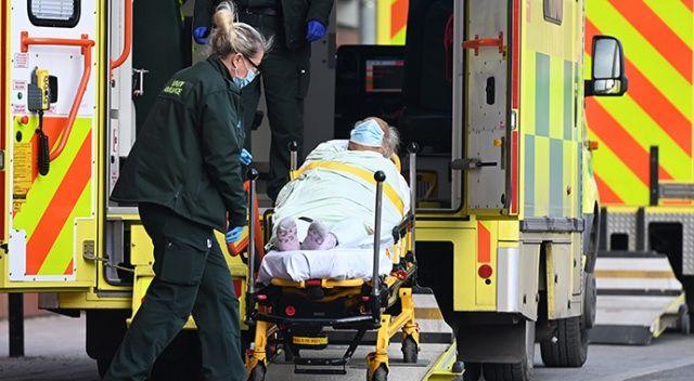 İngiltere'de son 24 saatte koronadan 548 kişi öldü