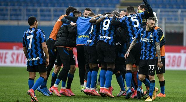 Inter'de 5 kişinin Covid-19 testi pozitif çıktı