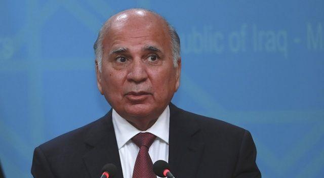 Irak Dışişleri Bakanı, sürpriz bir ziyaretle Tahran'a gitti