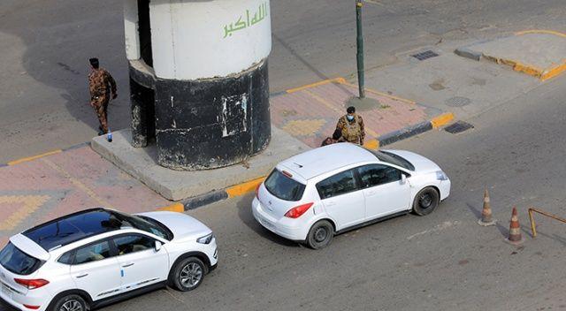 Irak'ta Covid-19 tedbirleri kapsamında şehirler arası yolculuk yasaklandı