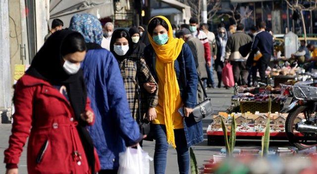 İran'da son 24 saatte Covid-19'dan 68 kişi hayatını kaybetti