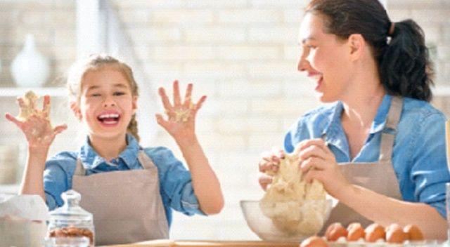 İştahsız çocuğu mutfağa sokun