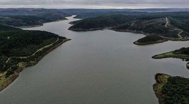 İstanbul barajlarındaki su seviyesi yüzde 52'yi aştı