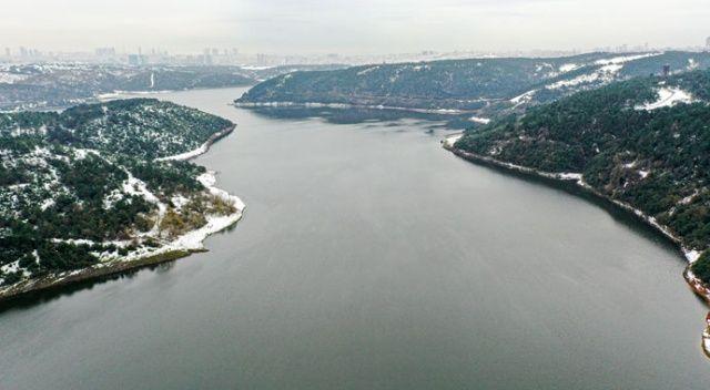 İstanbul'da barajların doluluk oranı yüzde 50'yi aştı