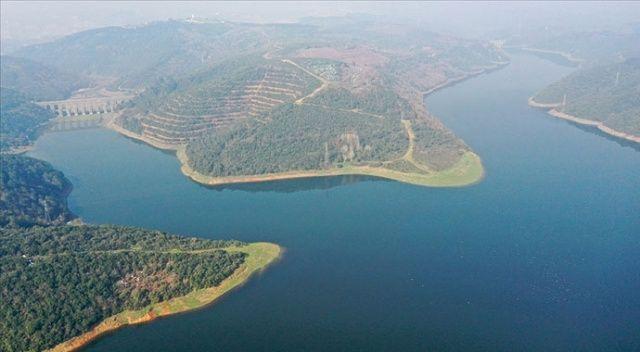 İstanbul'un barajlarındaki doluluk oranı artmaya devam ediyor