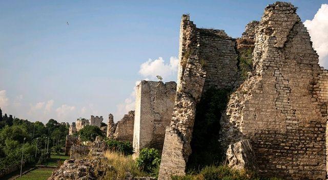 İstanbul'un tarihî surları restorasyona alındı