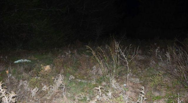 İzmir'de vahşet! Boğarak öldürdü, cesedini ormanlık alana attı
