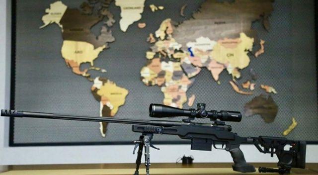 Keskin nişancı tüfeği 'OVİS' 5 ülkede talep görüyor