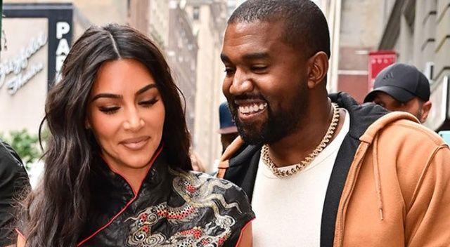Kim Kardashian, eşi Kenya West'e boşanma davası açtı