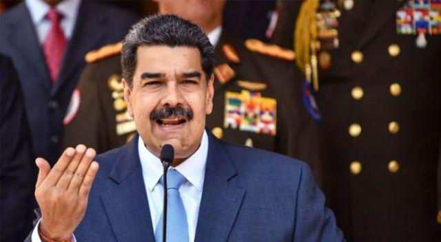Maduro'dan Meksika'ya doğal gaz tedariği teklifi
