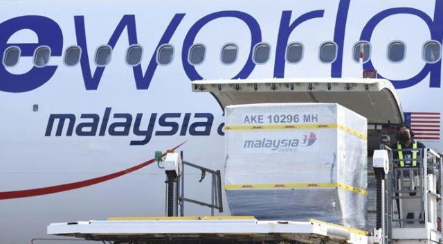 Malezya'ya ilk Kovid-19 aşıları ulaştı