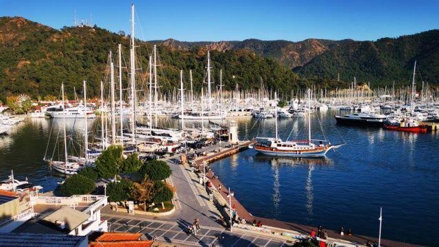 Marmarisli turizmciler sezon için umutlandı