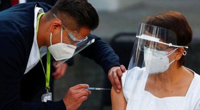 Meksika, göçmenlere Kovid-19 aşısı yapacak