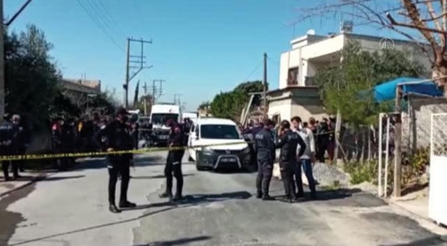 Mersin'de evde çıkan yangında iki çocuk hayatını kaybetti