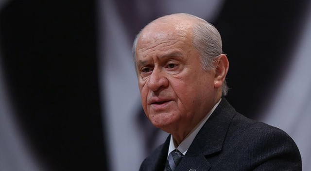 MHP Başkanı Bahçeli'den Berberoğlu kararına ilişkin açıklama