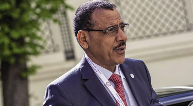 Nijer'de cumhurbaşkanı seçiminin galibi Bazoum oldu